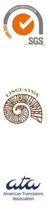 LinguaVox Translations 翻译社